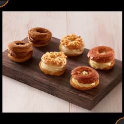 Assortiment Mini Paris Brest