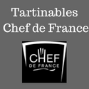 Tartinables Chef de France